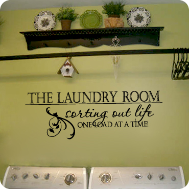 Laundry Room - Sorting Out Life