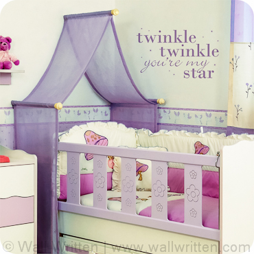 Twinkle Twinkle, You're My Star