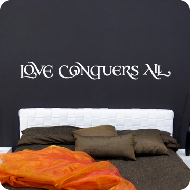 Love Conquers All (Whimsical)