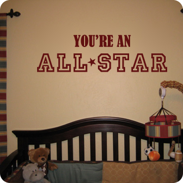 You're An All Star