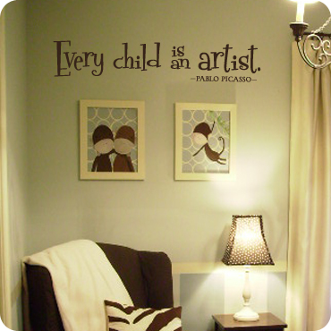 Children\'s Wall Decals, Quotes and Sayings | Wall Written