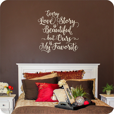 Every Love Story is Beautiful (Whimsical Version)
