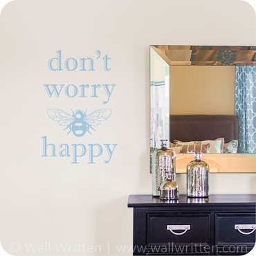 Don't Worry (Bee) Happy