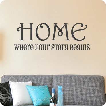 Home - Where Your Story Begins