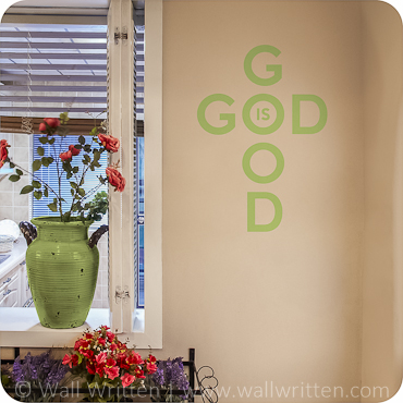 God is Good (simple version)