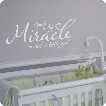 Big Miracle in a Little Girl