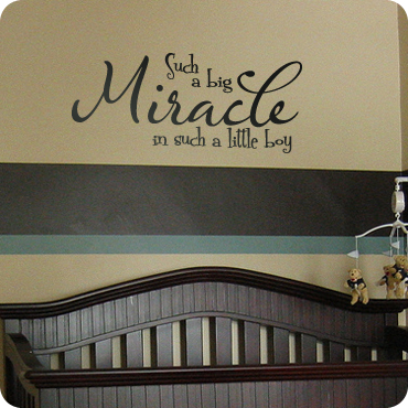 Big Miracle in a Little Boy