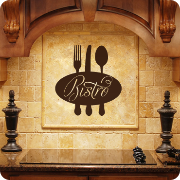 Bistro (Fork, Knife and Spoon Set)