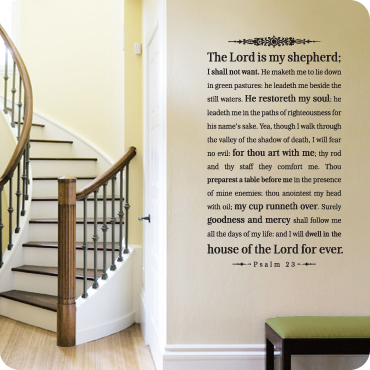 The Lord is My Shepherd - Psalm 23 (Urban)