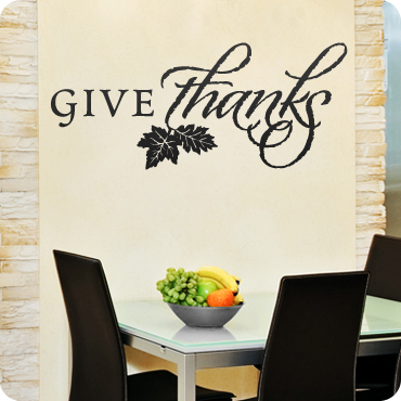 Give Thanks (Weathered)