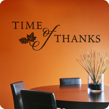 Time of Thanks (Weathered)