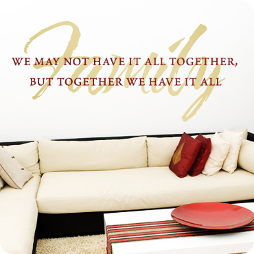 Together we Have it All (Brush)