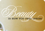 Beauty is How You Feel Inside