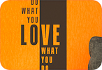 Do What You Love (Contrast Version)