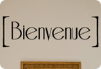 Bienvenue (Bracketed)