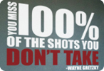 The Shots You Don't Take (Tall)